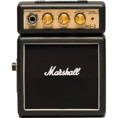 Marshall - MS-2 Micro Stack fekete 1 Watt
