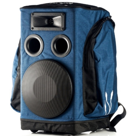 Partybag - 6 Wireless RX2 Blue