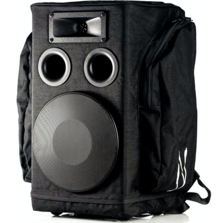 Partybag - 6 Wireless RX2  Black