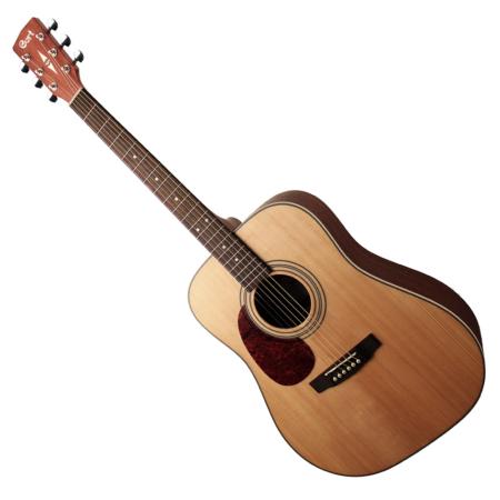 Cort - Earth70LH-OP akusztikus gitár, balkezes