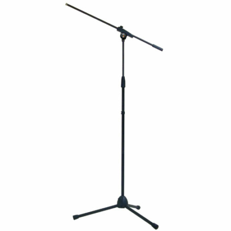 Bespeco mikrofonállvány standard, fekete
