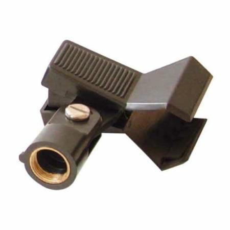 Bespeco csíptetős mikrofonpipa, 20-32mm ABS