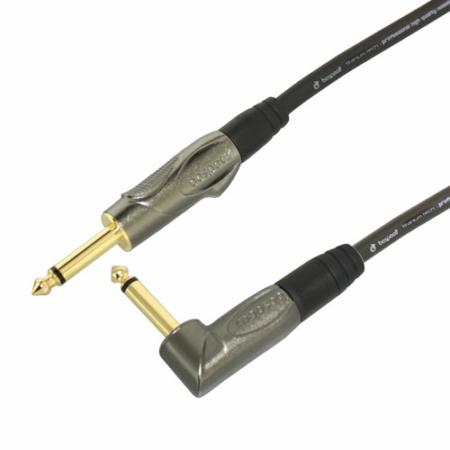 Bespeco Titanium pipa+egyenes jack, 3m-es kábel