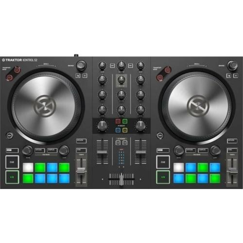 Native Instruments - Traktor Kontol S2 MK3 DJ Kontroller