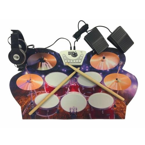 Mukikim - Rock and Roll It Drum LIVE!