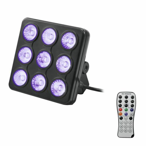EUROLITE - LED Party Panel RGB+UV