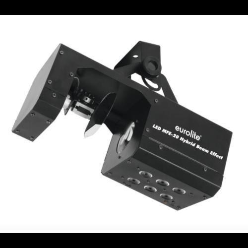 EUROLITE - LED MFE-20 Hybrid Beam Effect oldalról
