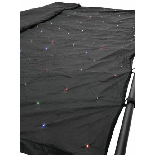 EUROLITE - CRT-190 LED-Curtain 6x4m