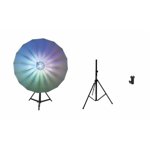 EUROLITE - Set LED Umbrella 140 + BS-2 EU