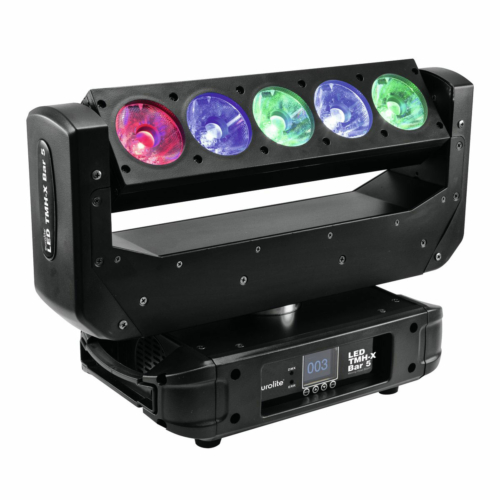 EUROLITE - LED TMH-X Bar 5 Moving-Head Beam
