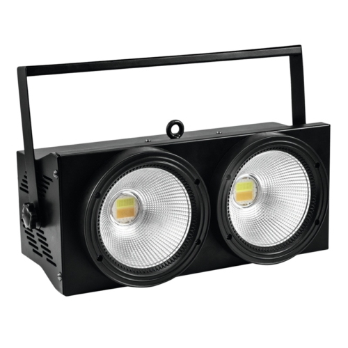 EUROLITE - Audience Blinder 2x100W LED COB CW/WW