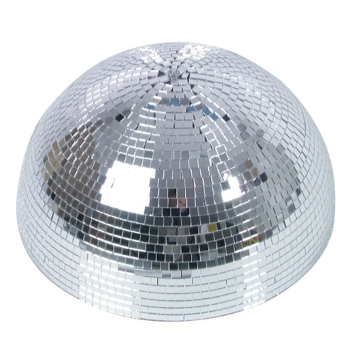 EUROLITE - Half Mirror Ball 40cm motorized