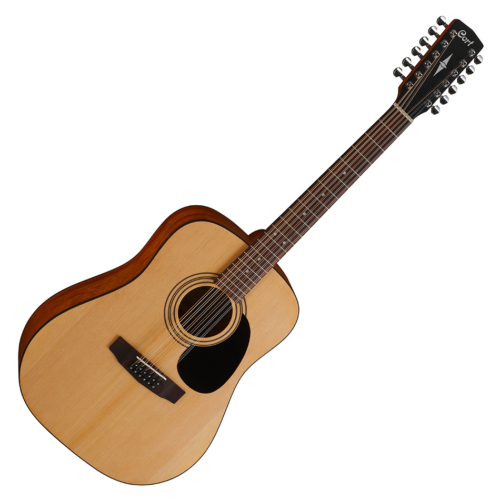 Cort - AD810-12-OP 12 húros akusztikus gitár, szemből