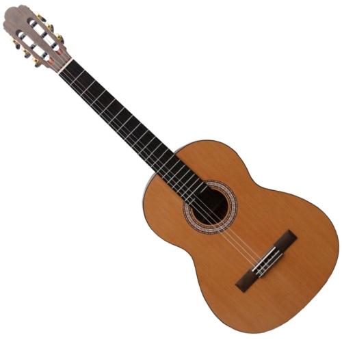 Prodipe - Primera 3/4-es klasszikus gitár balkezes ajándék puhatok