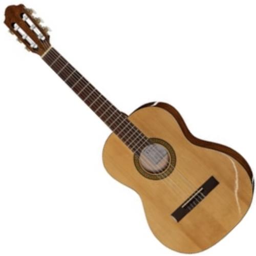 Thomann - Classic Guitar 3/4 balkezes, szemből