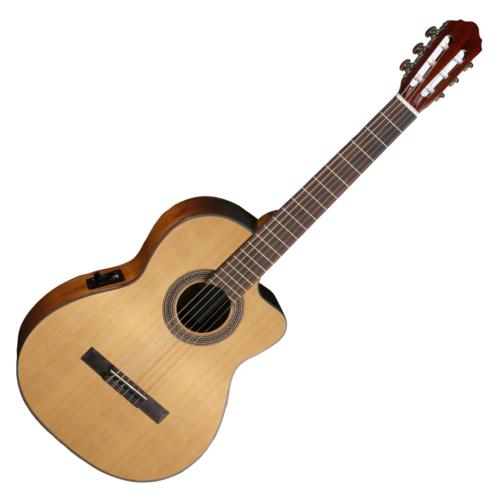 Cort - AC120CE-OP klasszikus gitár, elektronikával