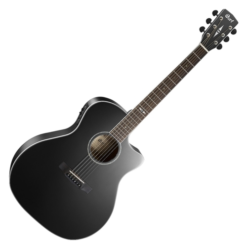 Cort - GA5F-BK Akusztikus gitár elektronikával fekete