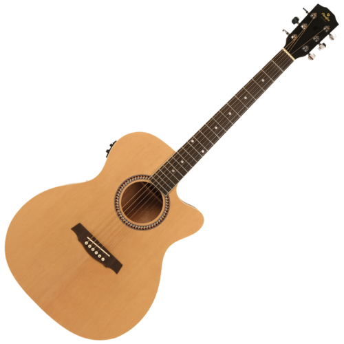 Prodipe - SA25 CEQ Auditorium elektroakusztikus gitár, szemből
