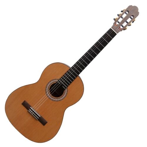 Prodipe - Primera EQ 4/4 Klasszikus gitár elektronikával ajándék puhatok