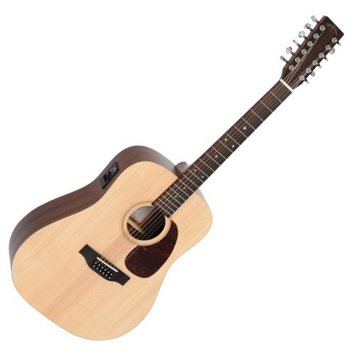 Sigma - DM12E 12 húros akusztikus gitár elektronikával