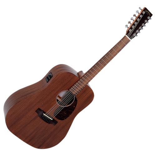 Sigma - DM12-15E 12 húros akusztikus gitár elektronikával, szemből