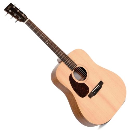 SIGMA  - SI-DMEL balkezes akusztikus gitár elektronikával