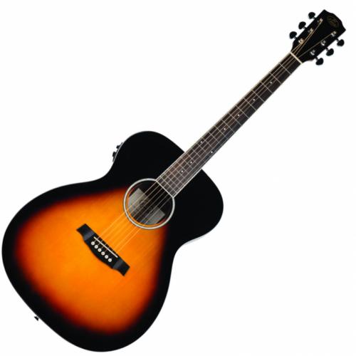 JM Forest - SGA30 EQ Grand Auditorium elektroakusztikus gitár, szemből