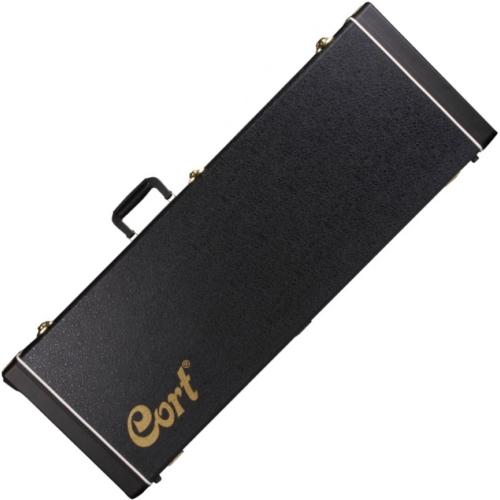 Cort - CGC75 Négyszögletes keménytok elektromos basszusgitárhoz