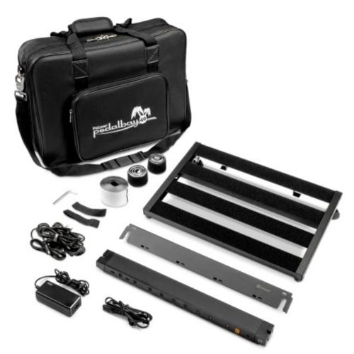 Palmer - Pedalbay 40 pedalboard készlet tápegységgel és szállítótáskával