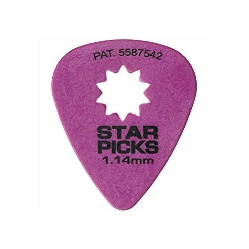 Everly - Star picks pengető 1.14 mm lila