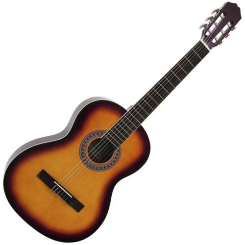 Dimavery - AC-303 Klasszikus gitár sunburst színben