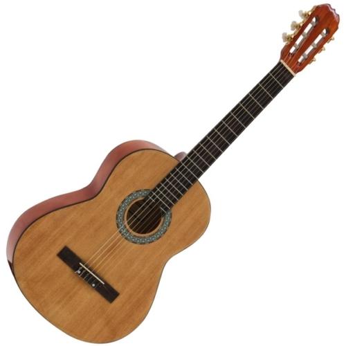 Dimavery - AC-330 Classical guitar basswood eleje