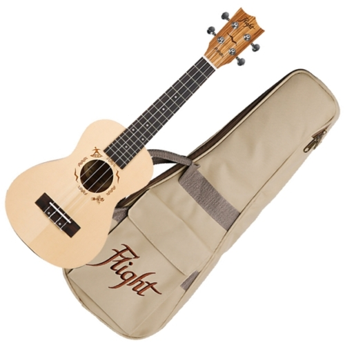 Flight - DUC-525 SP/ZEB Ukulele Concert