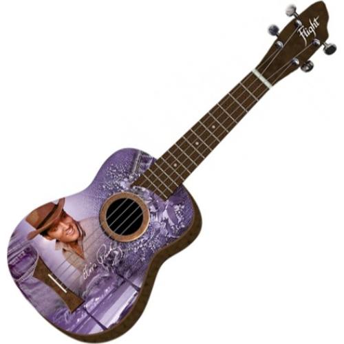 Flight - EP-SJ Elvis Presley ukulele
