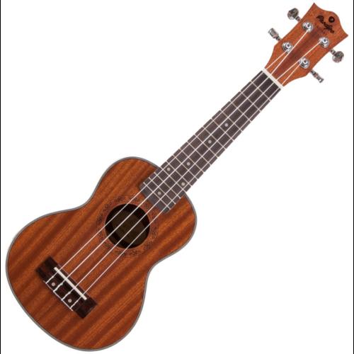 Prodipe - BS1 EQ soprano ukulele, szemből