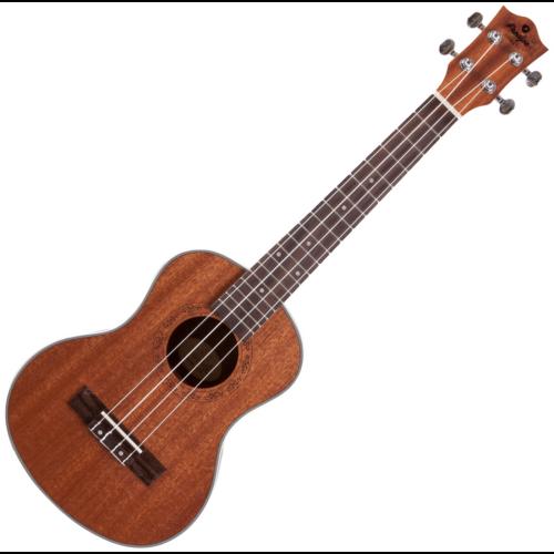 Prodipe - BT3 EQ tenor ukulele elektronikával, szemből