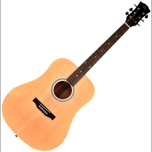 Prodipe - SD25 Dreadnought akusztikus gitár, szemből