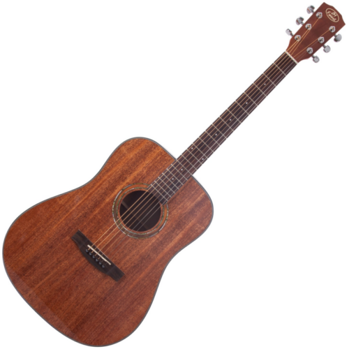 JM Forest - SD26 MH Dreadnought akusztikus gitár, szemből