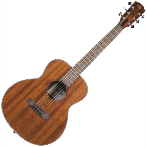 Prodipe - BB27 MHS Traveler akusztikus gitár + GITÁRTOK, szemből