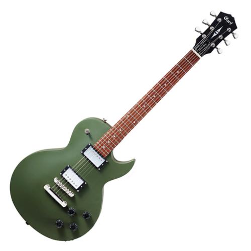Cort - CR150-ODS elektromos gitár olajbogyó zöld