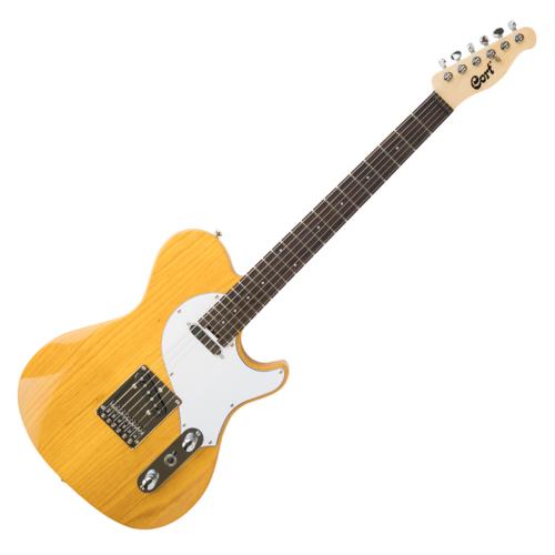 Cort - Classic TC elektromos gitár natúr
