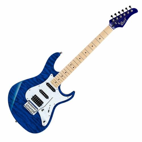 Cort - G250DX-TB elektromos gitár kék