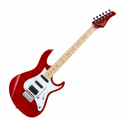 Cort - G250DX-TR elektromos gitár vörös