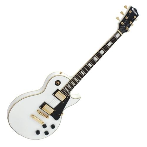 Dimavery - LP-520 elektromos gitár fehér