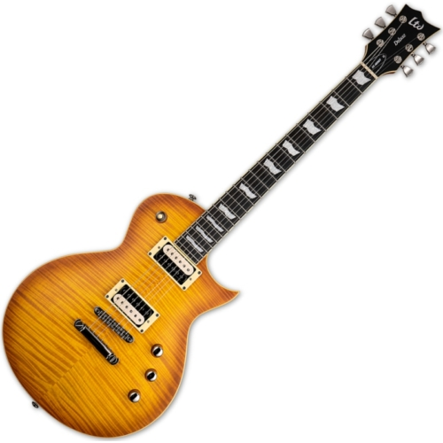 LTD - EC-1000T HONEY BURST SATIN
