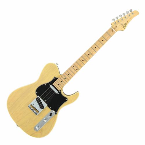 FGN - J-Standard Iliad elektromos gitár off white blonde ajándék tok