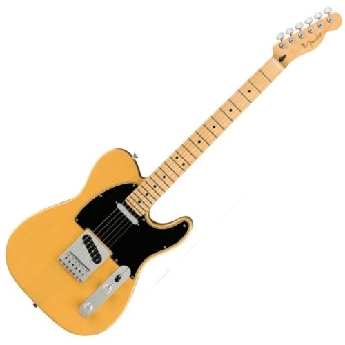 Fender - Player Telecaster Butterscotch Blonde MN 6 húros elektromos gitár ajándék félkemény tok