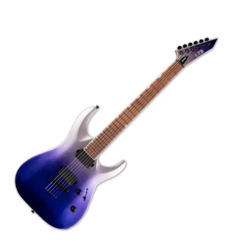 LTD - MH-400NT VLTPFD 6 húros elektromos gitár ajándék félkemény tok
