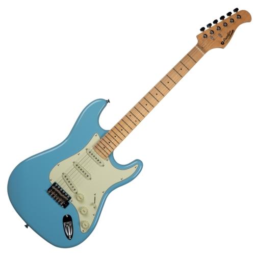 Prodipe - ST80 MA Sonic Blue elektromos gitár ajándék puhatok