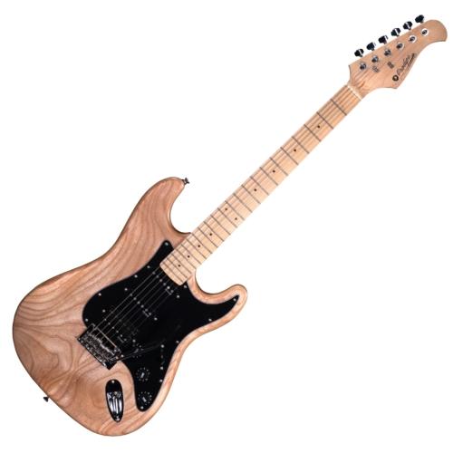 Prodipe - ST83 ASH elektromos gitár ajándék puhatok